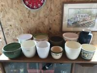 All different pots