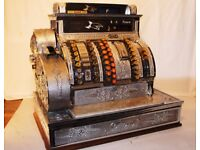 EARLY 20TH.CENTURY NATIONAL CASH REGISTER