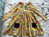 Girls M&S dress age 4-5 years