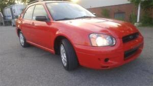2004 Subaru Impreza TS PRISTINE! All Wheel Drive WOW Certified