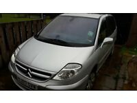 citroen c8 spares or repair