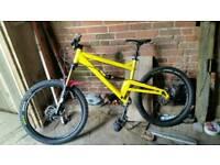 Orange alpine 2014 £800