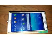 White galaxy note 3 swop or sale
