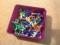 K'nex - assorted pieces