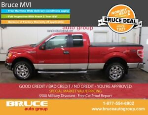 2012 Ford F-150 XTR 3.5L 6 CYL ECOBOOST AUTOMATIC 4X4 SUPERCAB S