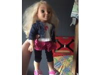 Interactive cayla doll