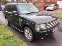 2002/52 Land Rover Range Rover 4.4 V8 HSE 5dr