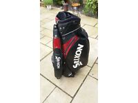 SRIXON GOLF TOUR BAG WITH CARRY STRAP