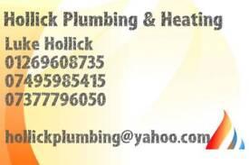Hollick Plumbing & Heating
