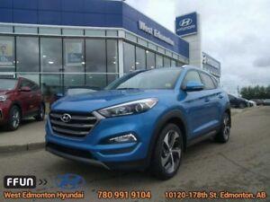 2016 Hyundai Tucson 1.6T Premium AWD bluetooth heeated seats