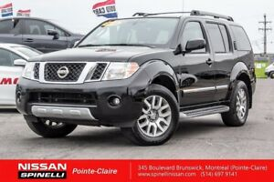 2010 Nissan Pathfinder LE 4X4 LEATHER BACKUP CAMERA SUNROOF