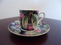 Ornamental Wedgwood Cup and Saucer