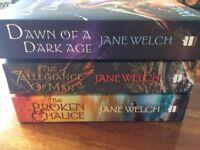 Jane Welch Books