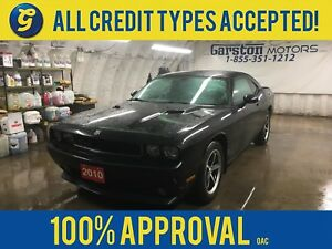 2010 Dodge Challenger SXT*NAVIGATION*LEATHER*POWER SUNROOF*KEYLE