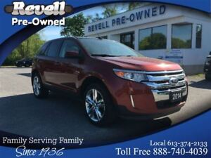 2014 Ford Edge SEL AWD  *Moon Leather Nav 18Chromes