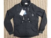 Shimmer Lightweight CP Company Concealed Hood Jacket