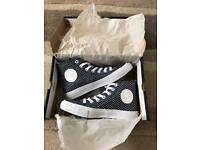 Brand new Converse Chuck Taylor II high tops size 5.5