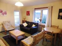 2 bedroom fully furnished 2nd floor (top) floor flat to rent on Rankin Avenue, Newington, Edinburgh