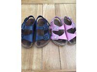 Birkenstock children's sandles
