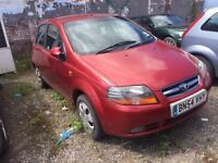Daewoo Kalos 1.2 Petrol Manual
