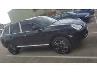 PORSCHE CAYENNE S 4.5 PETROL VERY GOOD CONDITION !!!