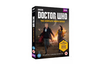 Dr Who complete series 9 DVD sealed