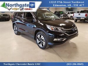 2016 Honda CR-V Touring, AWD, Sunroof, Bluetooth, USB