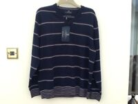 Brand New M&S V Neck Sweater size XL