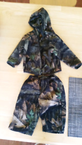 3-6 camo outfit!
