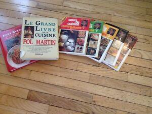 Pol Martin Cookbook Collection