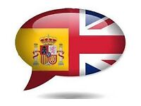 My Spanish Your English....