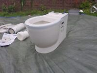New in box Vitra wc + 2 Vitra toilet seat