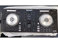 Numark Mixtrack Pro3 DJ controller for Serato Software - Collection Stockport