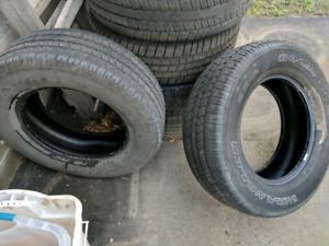 275/65/R18 Goodyear Wrangler Tires