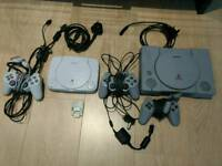 PlayStation One Bundle with 16 games