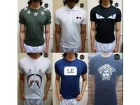 Don't Miss Out Stone Island T-shirt Many Styles Available UK POST