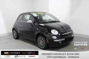 2013 Fiat 500 CONVERTIBLE LOUNGE GUCCI