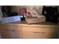 size 3 high heels