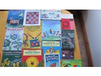 Teaching books. Classroom Education. Story Books. Great condition.