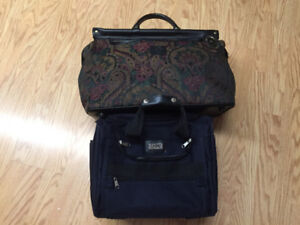 2 Small Luggages