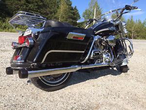 Harley Roadking flhr100e edition echange ?