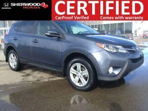 2013 Toyota RAV4 XLE AWD | BLUETOOTH | HEATED SEATS | BACK CAM |