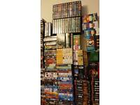 Various VHS