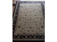Lovely oriental style rug