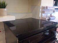 Angola Black Granite Counter Tops