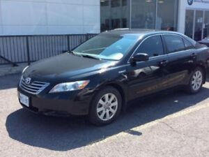 2009 Toyota Camry Hybrid Accident-FREE   CERTIFIED
