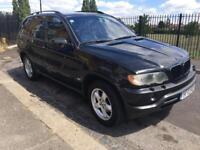 BMW X5 3.0d left hand drive lhd