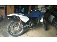 Yamaha rt 100 kids motocross bike. Better than pit bike