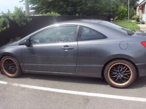 2009 Honda Civic tissu Coupé (2 portes)