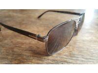Gucci GG 2220 VROU8 Ruthenium Polarized Sunglasses